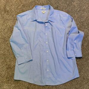 L.L bean dress shirt ✨💙